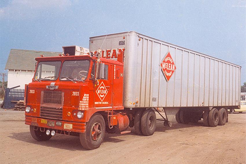 Транспортная компания McLean